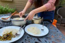 Prashanti Limbu shares culinary heritage, cooking advice
