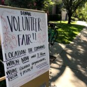 Dumke Center for Civic Engagement showcases nonprofits to Westminster