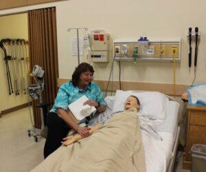 Westminster nursing students, professors navigate COVID-19 learning environment