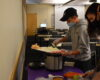 Students learn to eat healthy on a budget during HWAC seminar