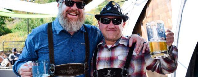 Utah Oktoberfest promotes cultural understanding for Westminster students