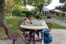 Westminster students emphasize importance of fall break